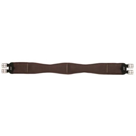noir 70/cm de long Sangle de selle coton sangle courte