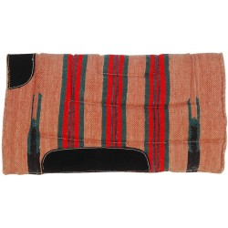 """NAVAJO"" HORSE PAD COTTON LINED"