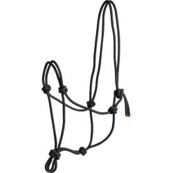 Cabezada de cuerda First Negro