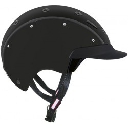 CASCO CHAMP 6 HELMET Black