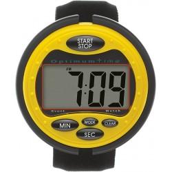 Cronómetro Optimum Time Amarillo