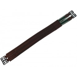 Comfort elastic girth Brown