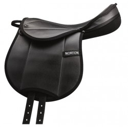 "NORTON ""Rexine"" educative saddle for young children"