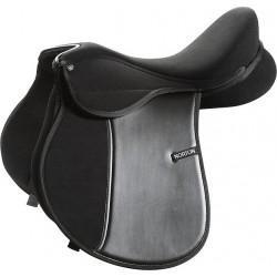 "NORTON ""Rexine"" All purpose saddle"