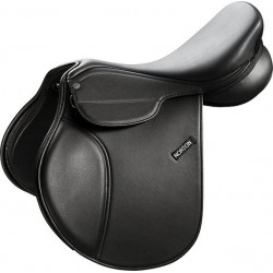 "NORTON ""Rexine"" Close Contact saddle Black"