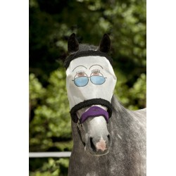 Masque anti-mouches Riding World Regard