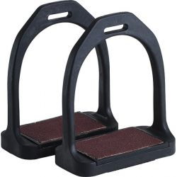 """Composite"" stirrups with stainless steel treads"