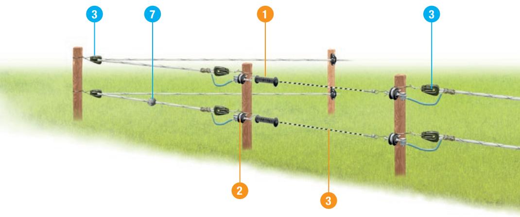 Comment choisir sa clôture électrique pour cheval ?